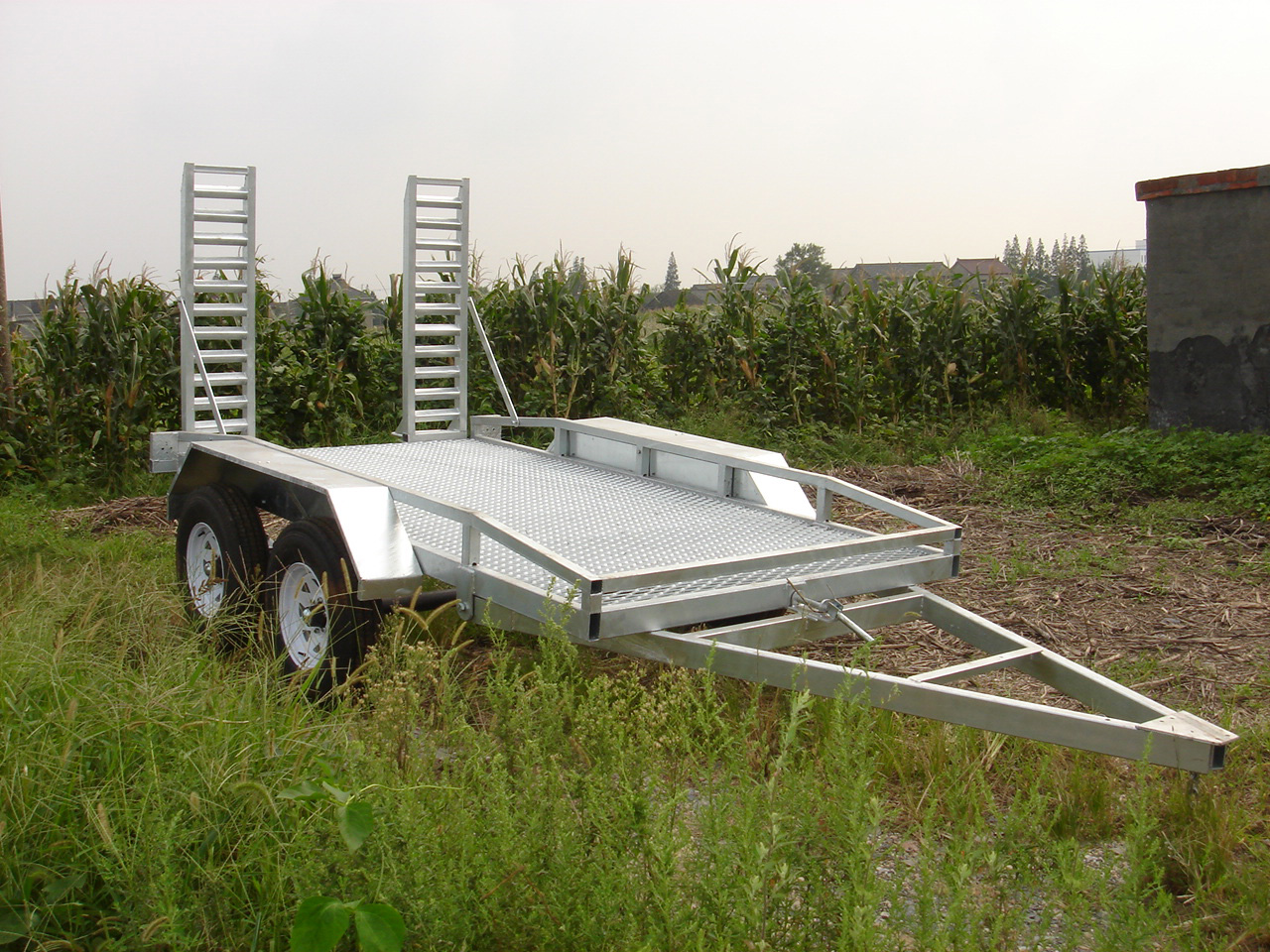 Super quality farm machine trailer