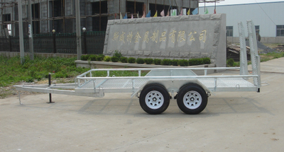 Factory manufacture car transport truck trailer